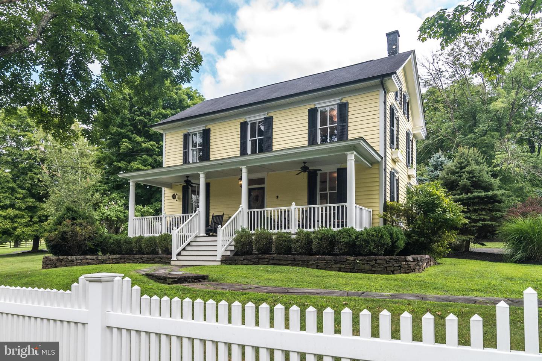 Single Family Homes للـ Sale في Erwinna, Pennsylvania 18920 United States