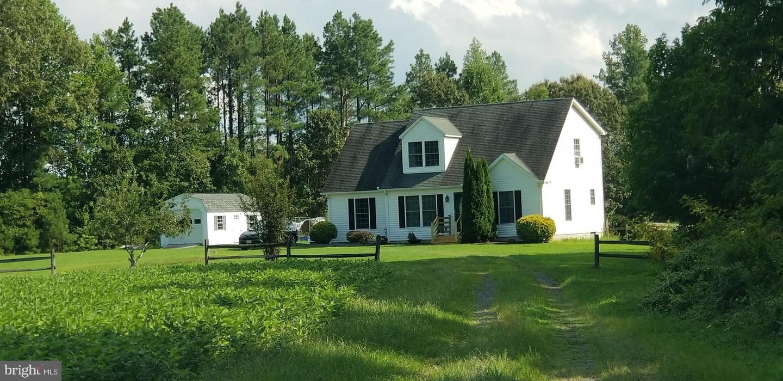 Single Family Homes per Vendita alle ore Caret, Virginia 22436 Stati Uniti