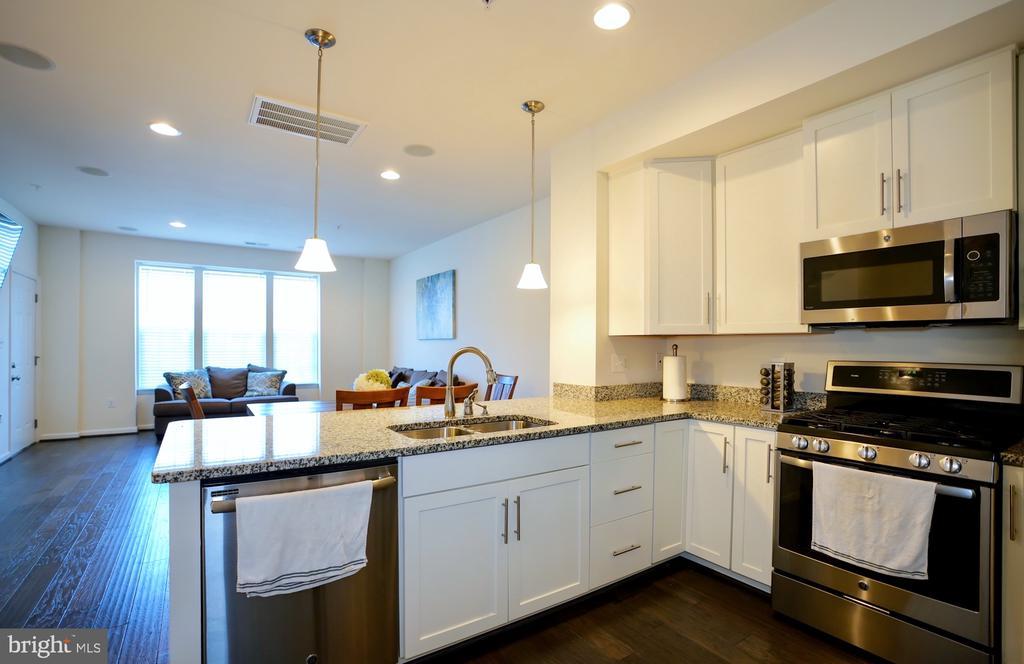 Gourmet Kitchen - 8233 GREENBELT STATION PKWY #310C, GREENBELT