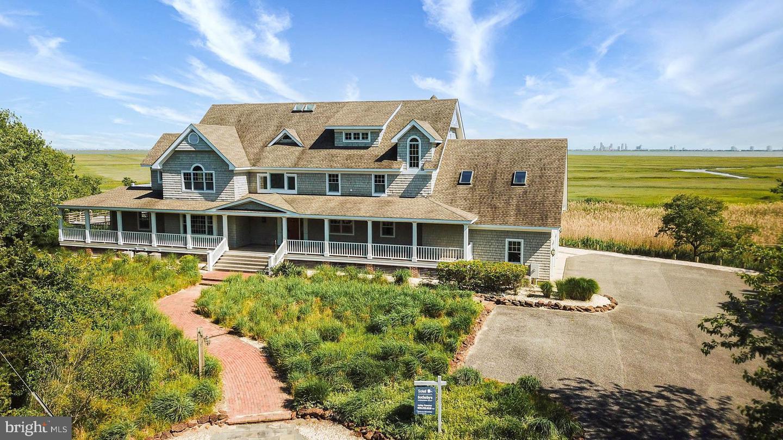 Single Family Homes для того Продажа на Absecon, Нью-Джерси 08201 Соединенные Штаты