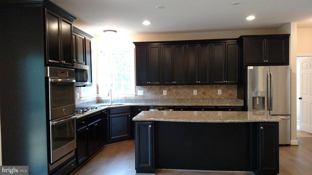 Optional Gourmet Kitchen Appliances - 8103 OLD MINERAL SPRINGS RD, FREDERICKSBURG