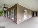 8 ft Concrete Porch - 32420 GADSDEN LN, LOCUST GROVE