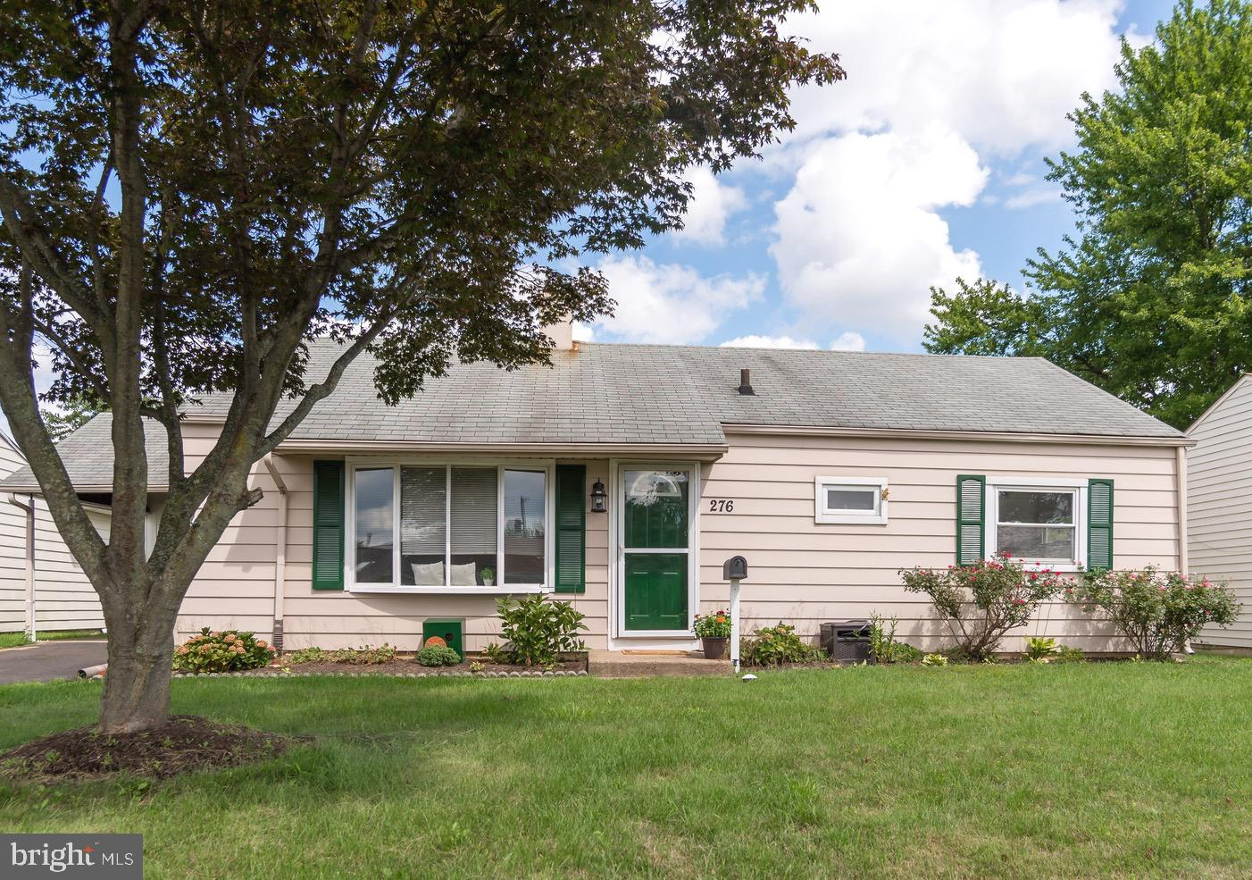 Single Family Homes for Sale at 276 N OLDS BLVD Fairless Hills, Pennsylvania 19030 United States