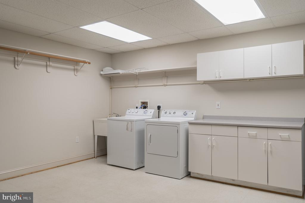Laundry Room - 5229 GRIFFITH RD, GAITHERSBURG