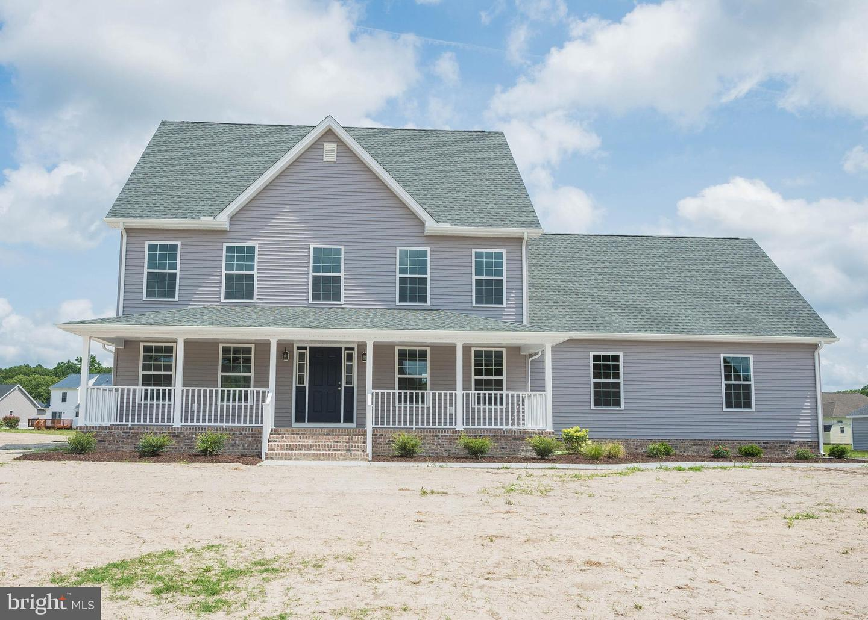 Single Family Homes للـ Sale في Delmar, Delaware 19940 United States