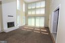 Great room, view 3 - 5520 BOOTJACK DR, FREDERICK