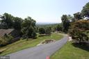 View from front deck - 5520 BOOTJACK DR, FREDERICK