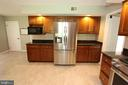 Kitchen, view 4 - 5520 BOOTJACK DR, FREDERICK