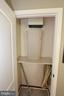 Laundry chute to main level. - 5520 BOOTJACK DR, FREDERICK