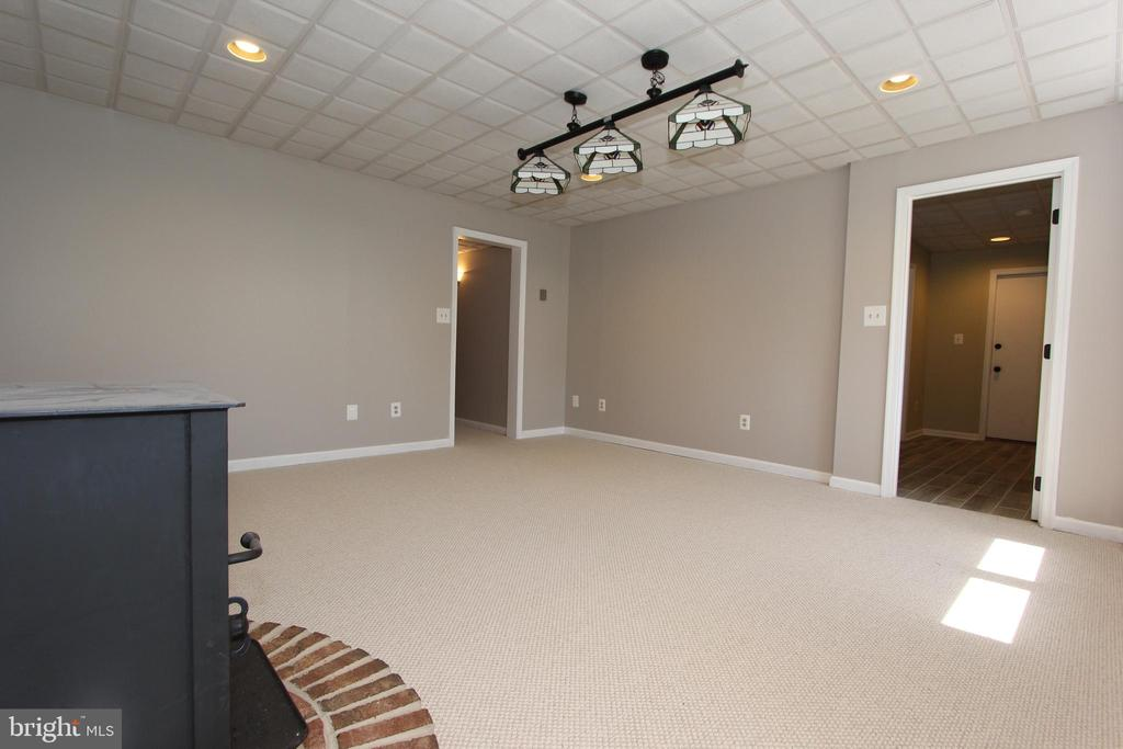 Recreation room, view 3 - 5520 BOOTJACK DR, FREDERICK
