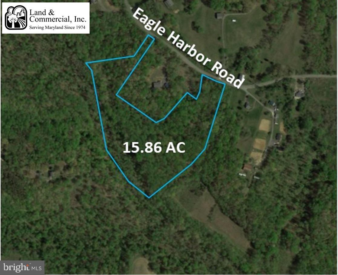土地,用地 为 销售 在 Aquasco, 马里兰州 20608 美国