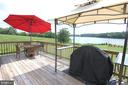 Deck with Grill Station - 15908 DAYS BRIDGE RD, MINERAL