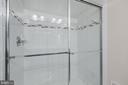 Master Bath Shower - 4512 POTOMAC HIGHLANDS CIR, TRIANGLE
