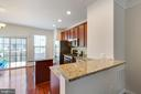 Kitchen View - 4512 POTOMAC HIGHLANDS CIR, TRIANGLE