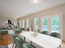 Open Dining Room and Family Room - 32420 GADSDEN LN, LOCUST GROVE