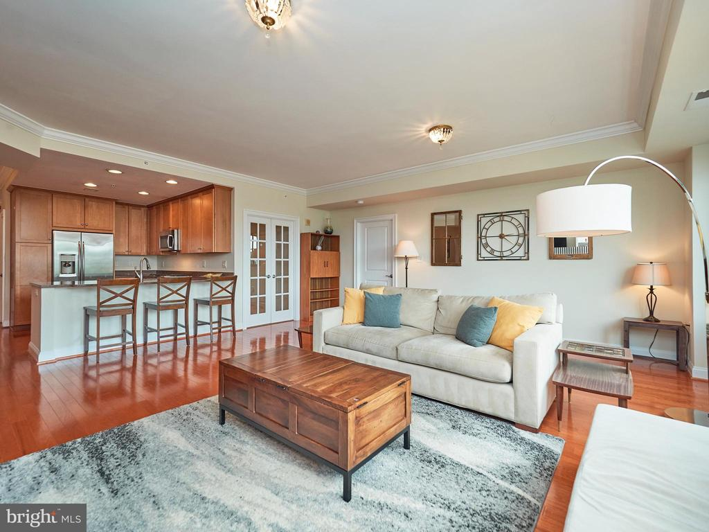 No crowded space, perfect living - 3625 10TH ST N #408, ARLINGTON