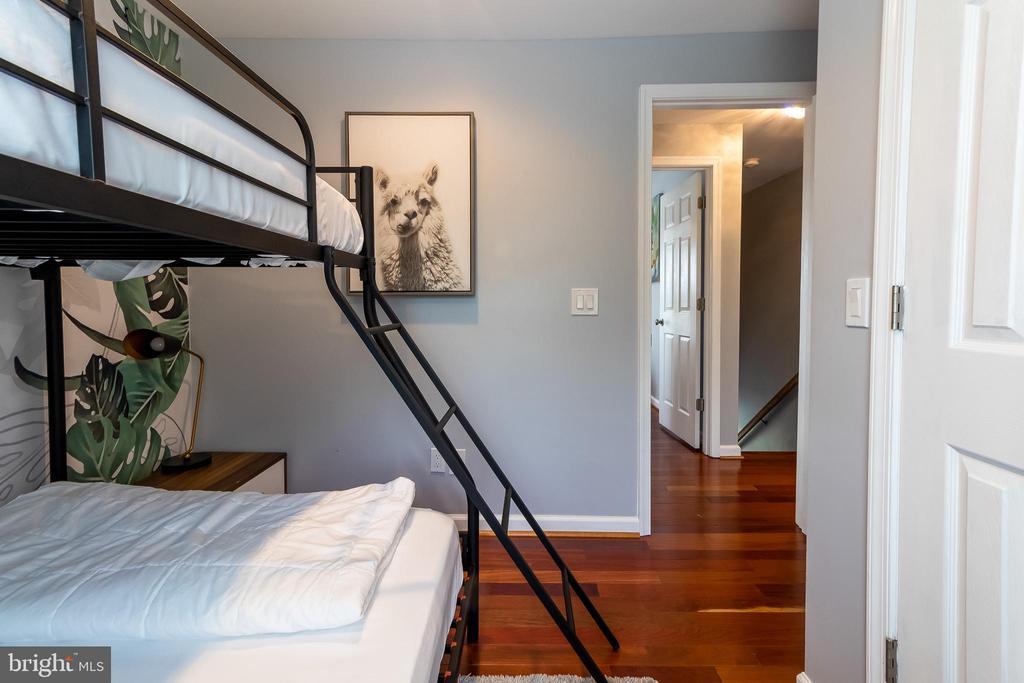 3rd bedroom - 2209 FRANKLIN ST NE, WASHINGTON