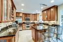 Upgraded Cherry Cabinetry - 20938 SANDSTONE SQ, STERLING