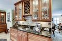 Coffee and Wet Bar Built in - 20938 SANDSTONE SQ, STERLING