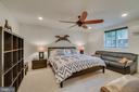 Lower level in-law/au-pair bedroom suite.... - 13814 ALDERTON RD, SILVER SPRING
