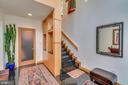 Foyer leads to daylight bottom floor + main level - 13814 ALDERTON RD, SILVER SPRING