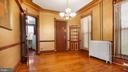 Dining Room - 6404 WASHINGTON BLVD, ARLINGTON