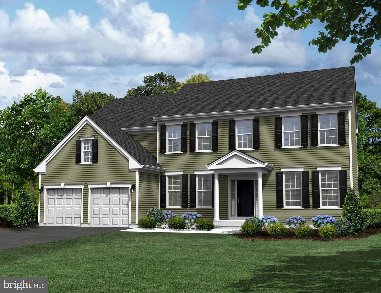 Single Family Homes voor Verkoop op Ewing, New Jersey 08638 Verenigde Staten