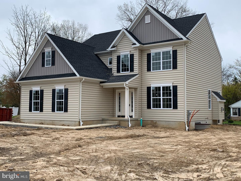 Single Family Homes för Försäljning vid Jeffersonville, Pennsylvania 19403 Förenta staterna