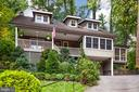 WELCOME TO THIS HOME NESTLED IN THE TREES - 9500 WOODSTOCK CT, SILVER SPRING