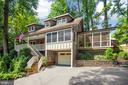 ENJOY THE 1-CAR GARAGE & PARKING PAD FOR 2 CARS - 9500 WOODSTOCK CT, SILVER SPRING
