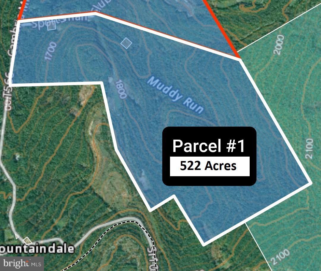 Земля для того Продажа на Fallentimber, Пенсильвания 16639 Соединенные Штаты