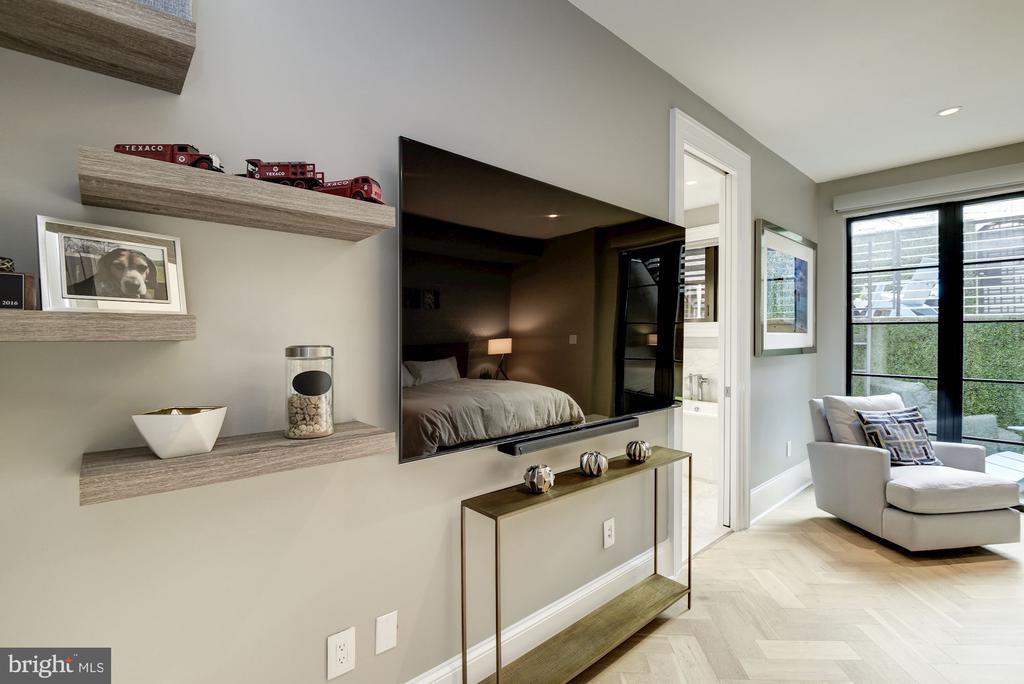 Master Bedroom - 1313 R ST NW #1, WASHINGTON