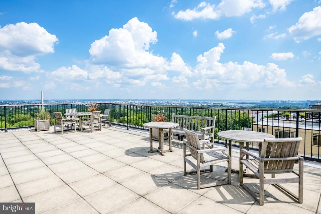 Work from the roof - 2720 WISCONSIN AVE NW #206, WASHINGTON