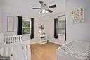 double windows and ceiling fan to circulate air - 3616 ARLINGTON BLVD, ARLINGTON