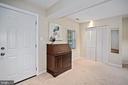 large closet, space for desk, separate entry - 3616 ARLINGTON BLVD, ARLINGTON