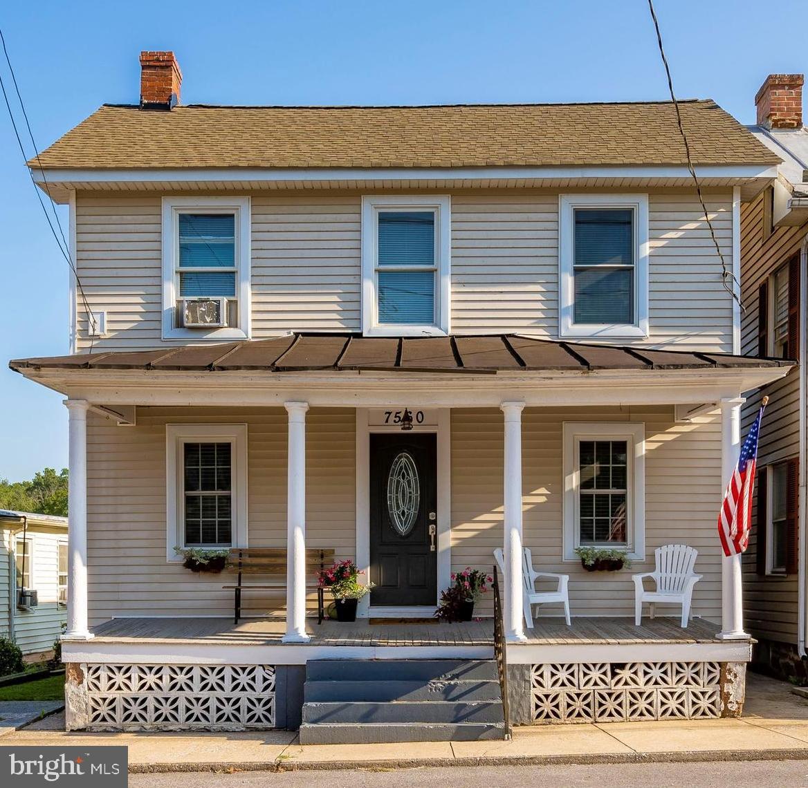 Single Family Homes のために 売買 アット Detour, メリーランド 21757 アメリカ