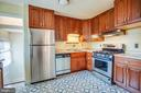 This roomy kitchen is perfect - 6920 RUSKIN ST, SPRINGFIELD