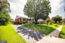 The mature trees provide shade and charm - 6920 RUSKIN ST, SPRINGFIELD