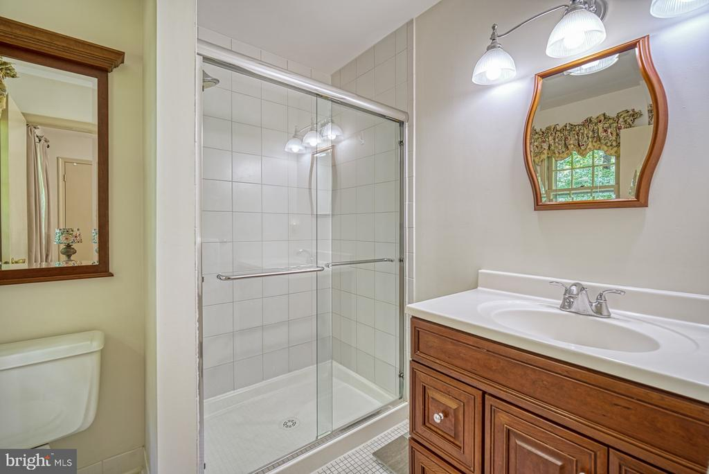 ensuite with second sink - 8415 FROST WAY, ANNANDALE