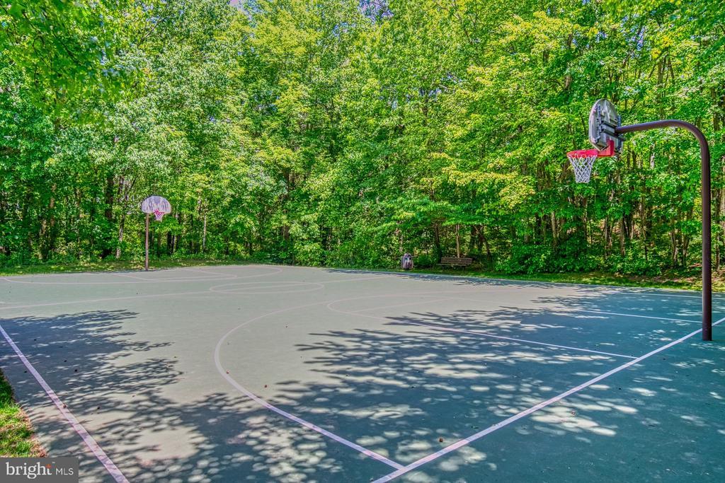 Reston Association Basketball Courts - 11517 TURNBRIDGE LN, RESTON