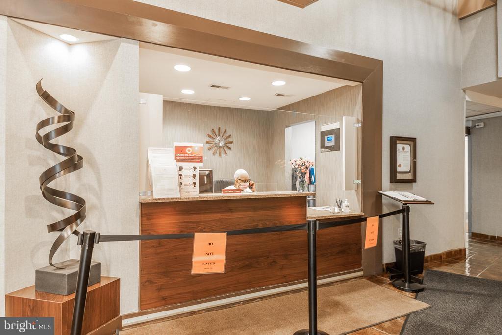 Front Desk Concierge Service - 24/7 - 9039 SLIGO CREEK PKWY #1610, SILVER SPRING