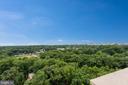 Roof Top View Facing East - 9039 SLIGO CREEK PKWY #1610, SILVER SPRING