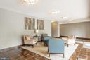 Modern Front Lobby (New Renovation) - 9039 SLIGO CREEK PKWY #1610, SILVER SPRING