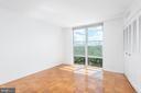 Large One Bedroom  w 16th Floor View - Unstaged - 9039 SLIGO CREEK PKWY #1610, SILVER SPRING