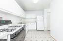 Kitchen with Eat-In Space - 9039 SLIGO CREEK PKWY #1610, SILVER SPRING