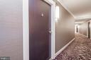 Front Door Photo (Newly Updated) - 9039 SLIGO CREEK PKWY #1610, SILVER SPRING