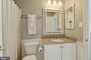 En-Suite Full Bath - 11007 COUNTRY CLUB RD, NEW MARKET