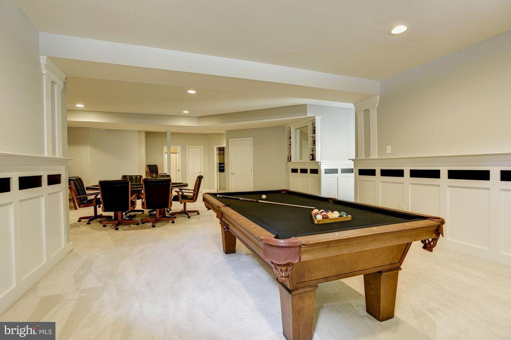 Recreation Room - 11007 COUNTRY CLUB RD, NEW MARKET