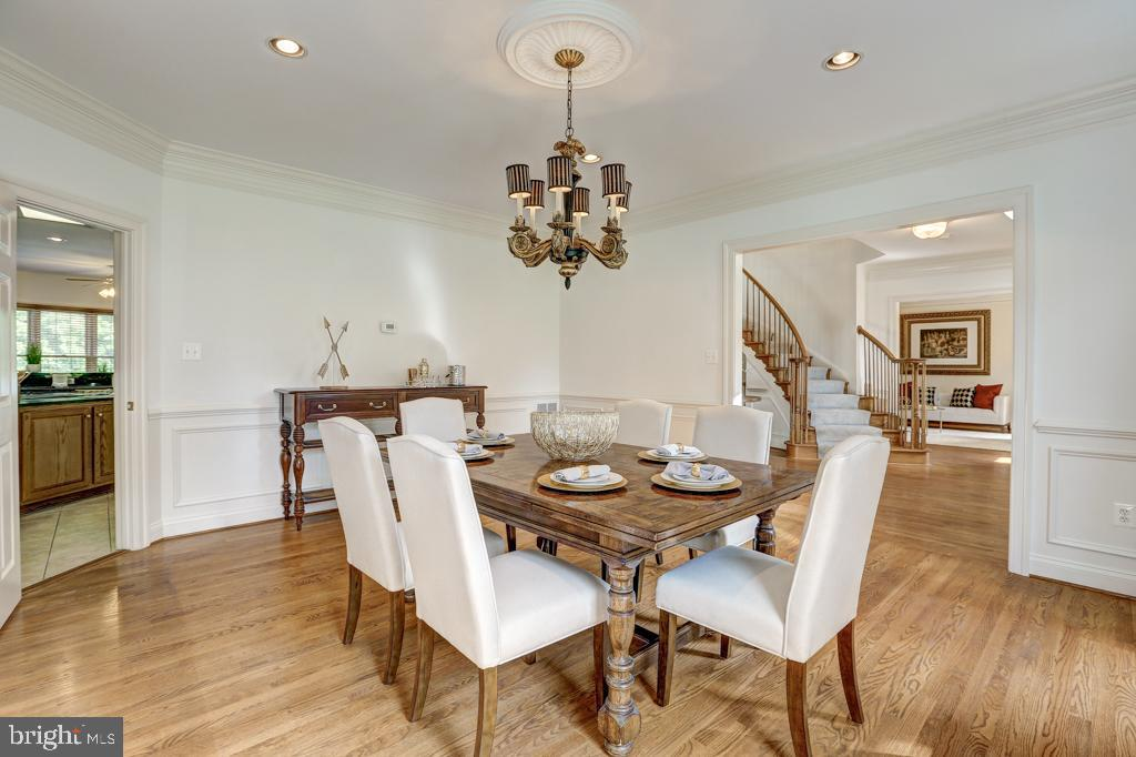 Dining ROom - 505 GRAND CYPRESS, SILVER SPRING