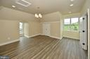 Carriage house upper level bedroom - 40483 GRENATA PRESERVE PL, LEESBURG